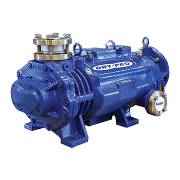 DRY-PRO VSB Variable Pitch Dry Screw Vacuum Pump