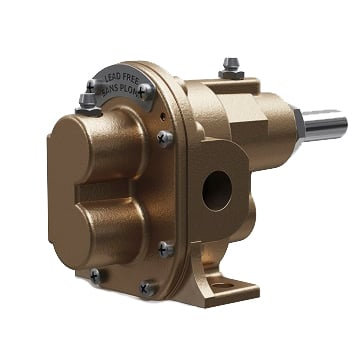 Filter Press Gear Pump