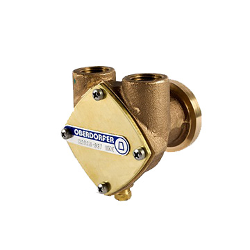 N202M Flexible Impeller Pump