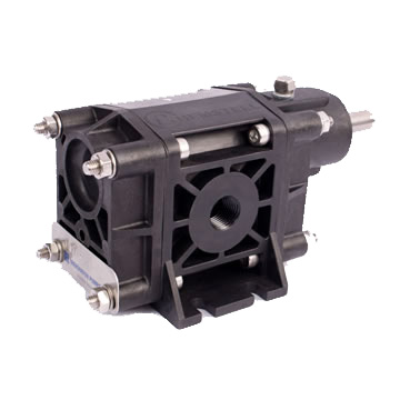 Non-Metallic Gear Pumps