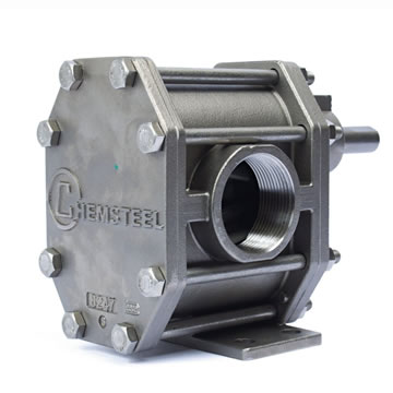 Hastelloy C Gear Pumps