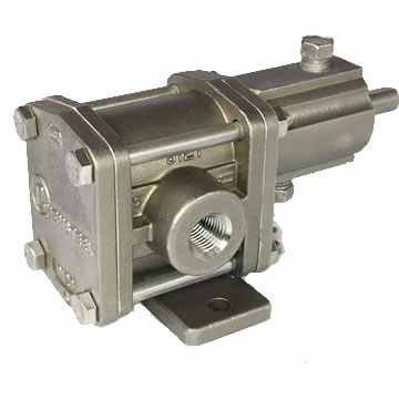 Stainless Steel Gear Pumps