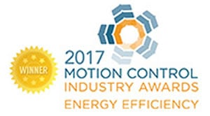 Motion control 2017 awards