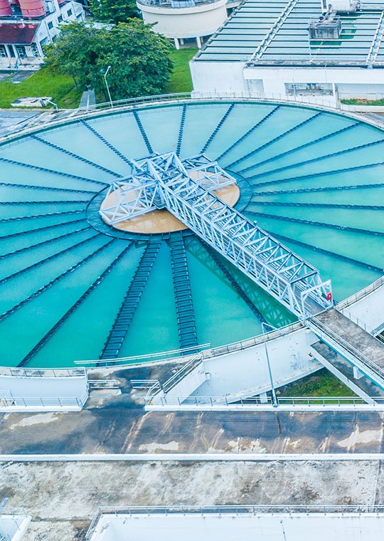 Robuschi wastewater treatment