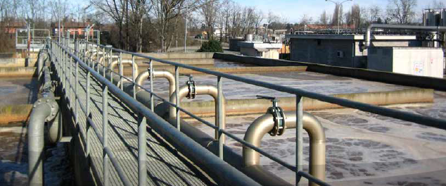 Robuschi wastewater treatment plant