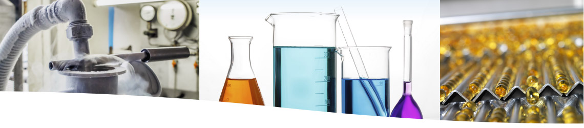 Chemical Pharmaceutical Banner Photo