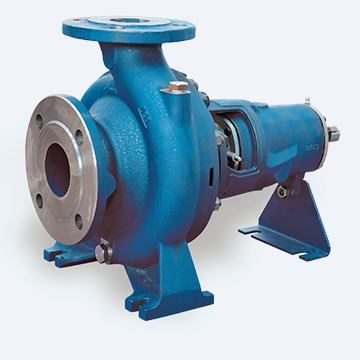 E Serie Blue Clear Liquid Centrifugal Pump