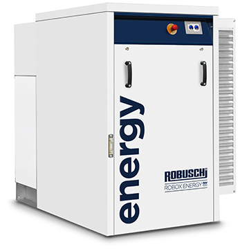 Robox Energy Screw Blower Unit