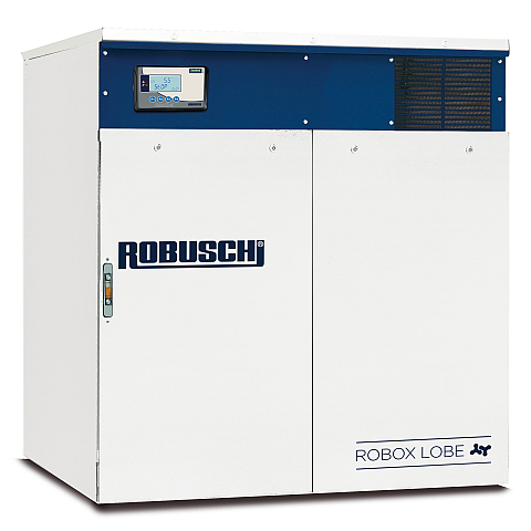 Robox Evolution Compact Compressor Opened