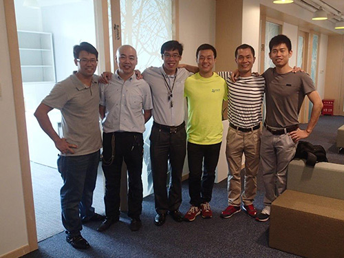 runtech china office Team-China