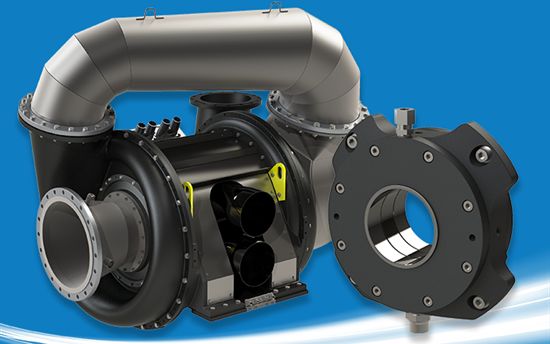 New hybrid spindle bearing unit to Runtech EP Turbo Blowers