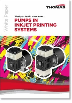 Pumps in Inkjet Printing Systems