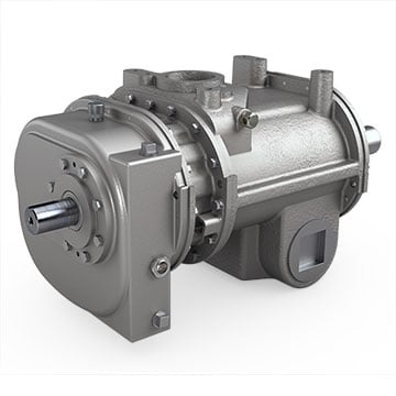 dry bulk blowers for truck applications - T5 cycloblower
