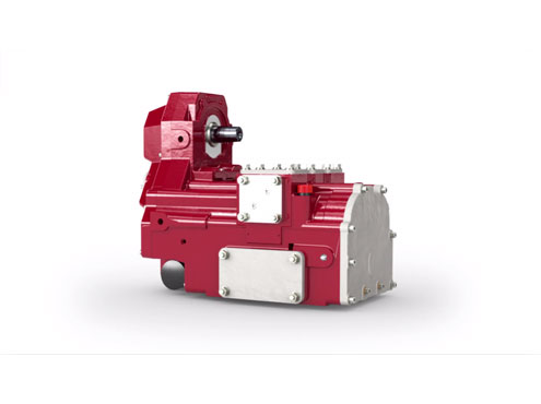 Vehicle Screw Compressor for Dry Bulk