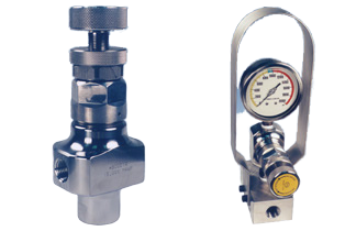 15 - 20K Pressure Regulating Valves and Gauge Board