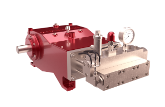 T-300 Bareshaft Waterjetting Pumps