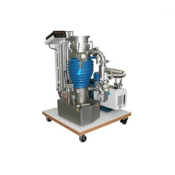 Oil diffusion pump system DP 100-8DM