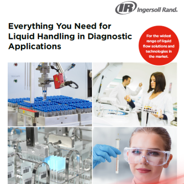 Liquid handling in diagnostic applications