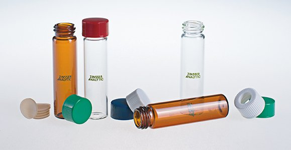 glassvial container Picture